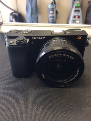 New and Used Sony camera for Sale in Conroe, TX - OfferUp