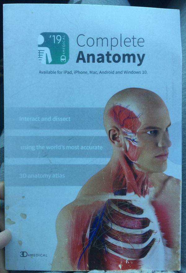 complete anatomy windows
