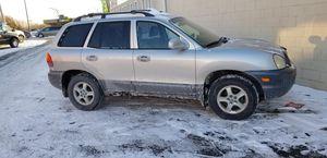Hyundai Santa Fe for Sale in OH, US