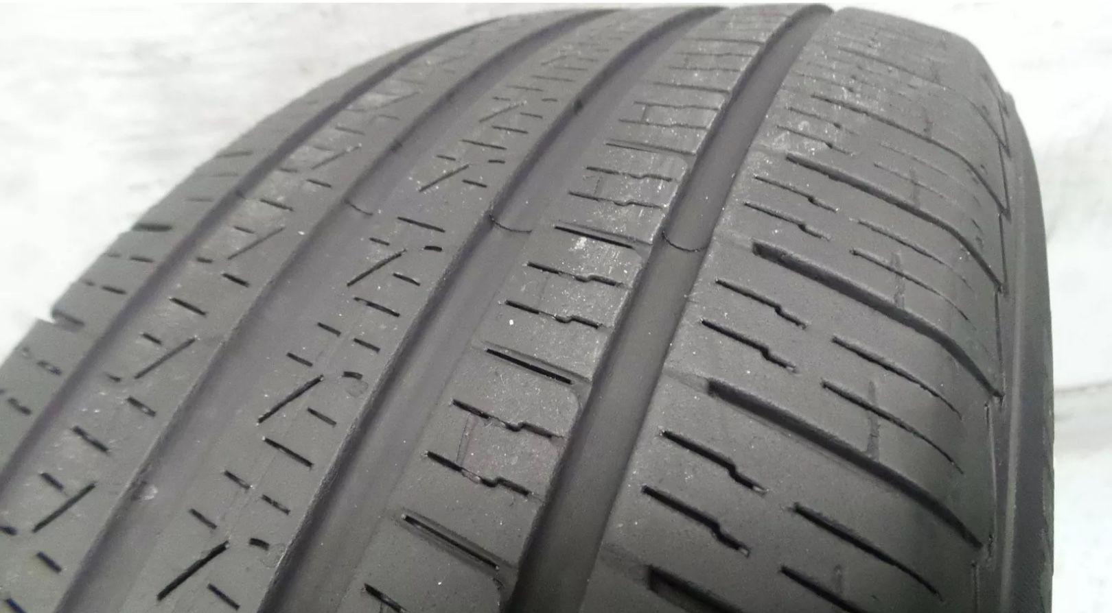 225 50 18 Pirelli Cinturato P7 A/S Runflat 6.40/32 70% life C3788 95v