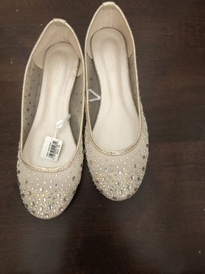 David's bridal wedding shoes for Sale in Pittsboro, NC
