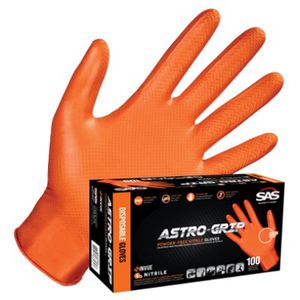Astro Grip Orange Gloves for Sale in Miami, FL