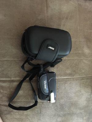 Vivitar video Camera/Case for Sale in Philadelphia, PA