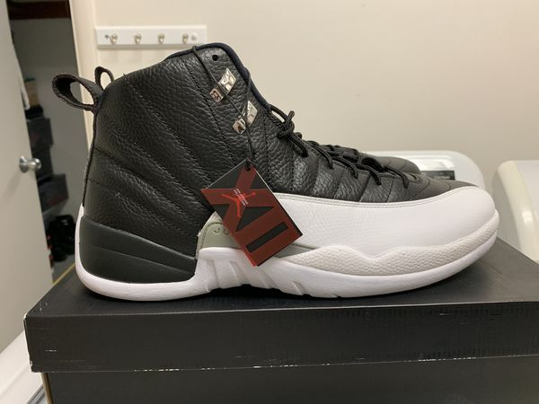 official photos 4da51 f13c9 NIKE AIR JORDAN 12 XII RETRO PLAYOFF 2012 - SIZE 14 (1 I 2 II 3 III 4 IV 5  V 6 VI 7 VII 8 VIII 9 IX 10 X 11 XI XII 13 XIII) for Sale in Burbank, CA -  ...