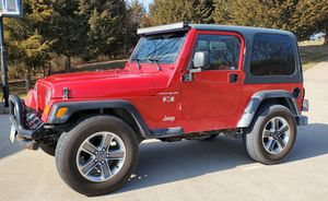 Photo 2002 Jeep Wrangler X - TJ