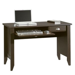 *****Brand New **** Computer Desk with Keyboard Tray in Dark Brown Mocha Espresso Wood Finish for Sale in High Point, NC