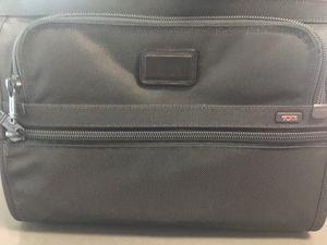 Tumi Alpha Essential Black Brief (#26130DH) for Sale in Alexandria, VA