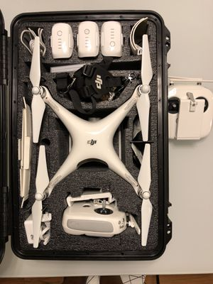 Phantom 4 Advanced DJI Drone for Sale in Los Angeles, CA