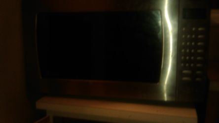 Panasonic Microwave Stainless Steal Thumbnail