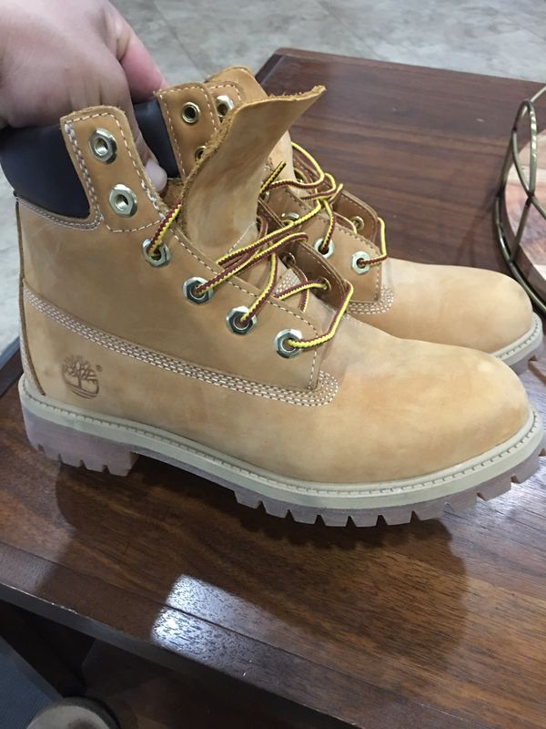 81b003bef00 Timberland Boots. Size 4.5. Like new for Sale in San Pedro, CA - OfferUp