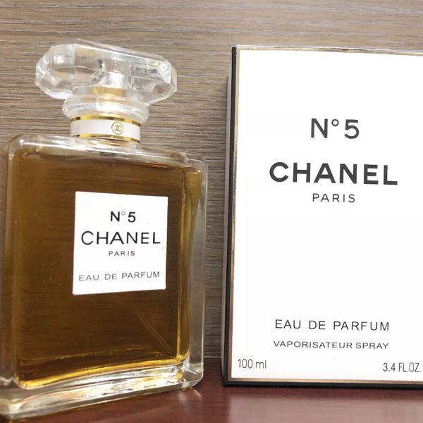 New 100 Authentic Chanel No5 Edp 34oz For Sale In Los Angeles