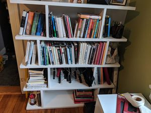 CB2 book shelf for Sale in Washington, DC
