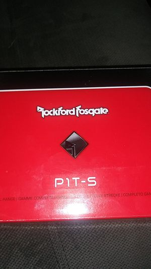 Rockford Fosgate P1T-S interior tweeters for Sale in Rockville, MD