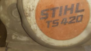 Stihl ts 420 for Sale in Seattle, WA