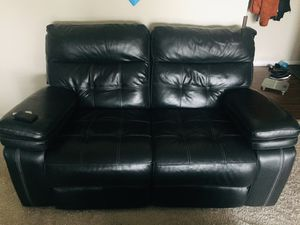 New And Used Reclining Loveseat For