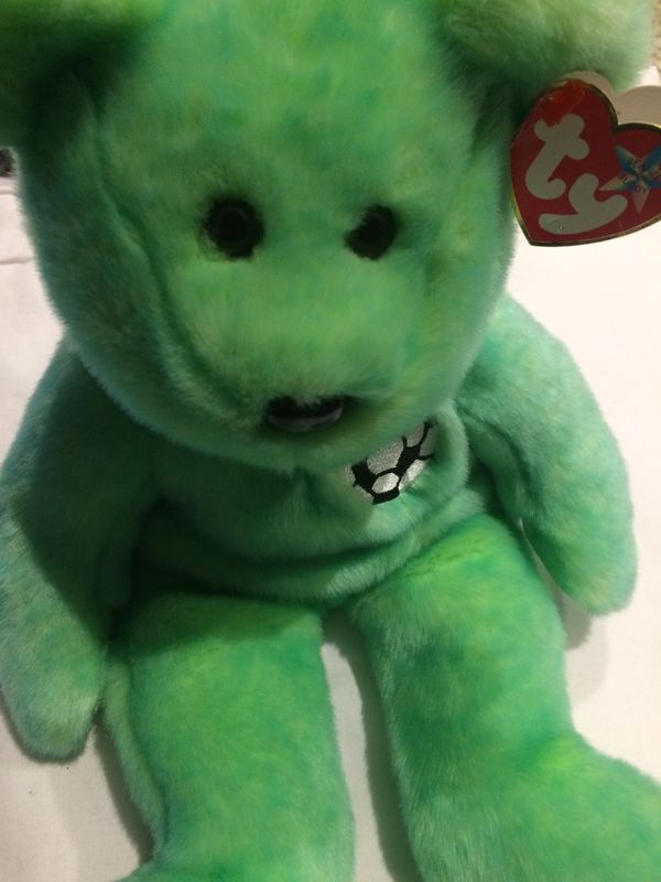 Kicks Retired 1999 TY Beanie Baby Buddie (Collectibles) in Pembroke Pines c3ea35dbf3f