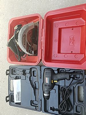 Craftsman power tools for Sale in Clermont, FL