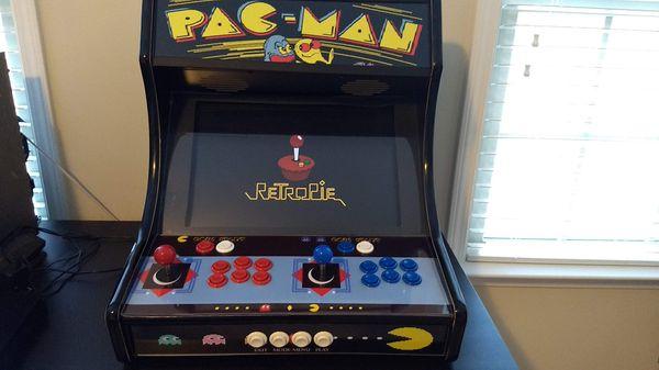 RetroPie Bartop Arcade Cabinet for Sale in Lilburn, GA - OfferUp