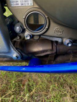 2006 Kawasaki ZZR600 Thumbnail