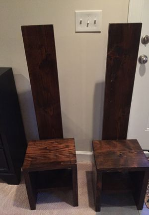2 Display chairs for Sale in Alexandria, VA