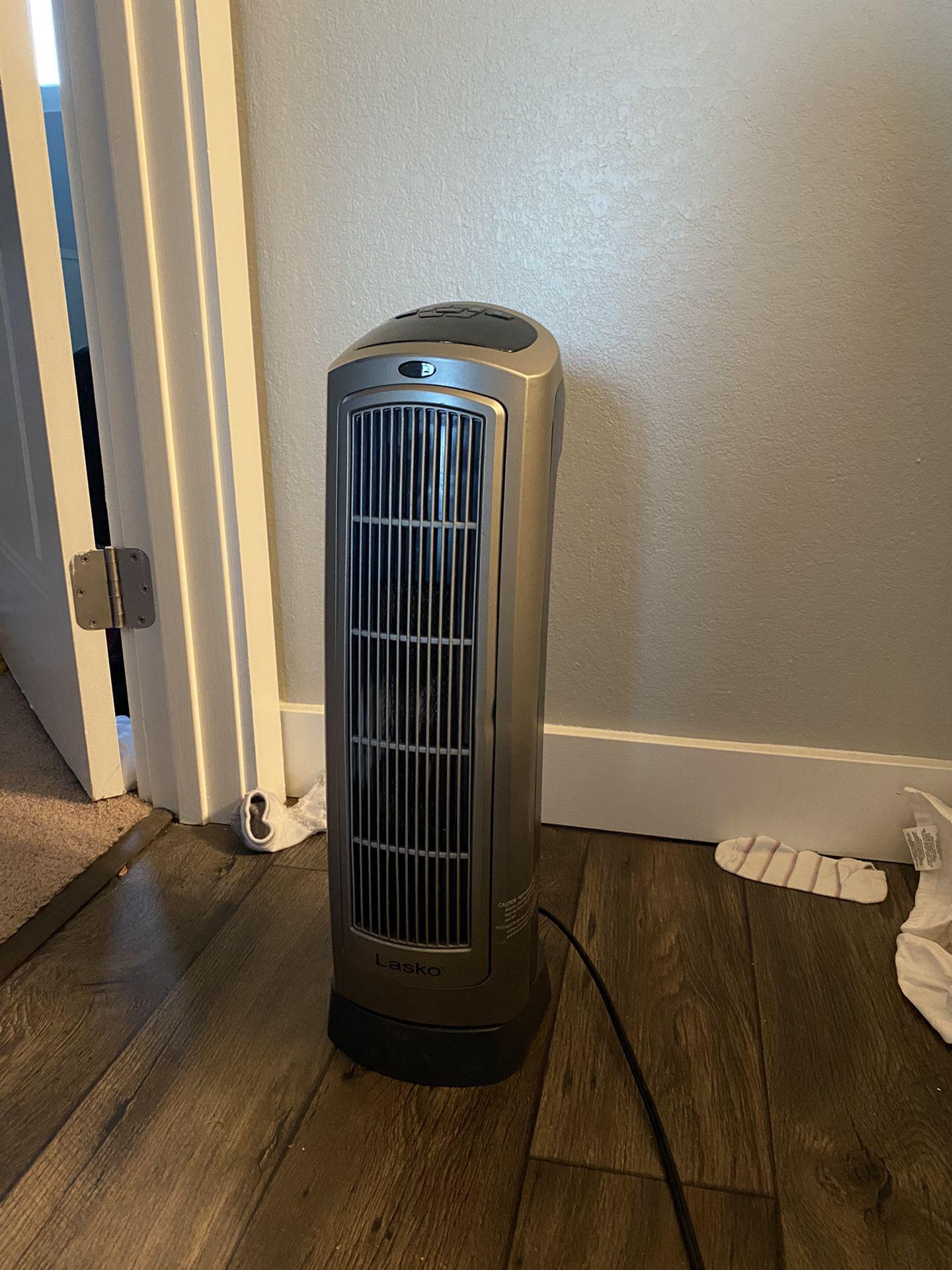 Lasko Portable Heater, Move Out Sale