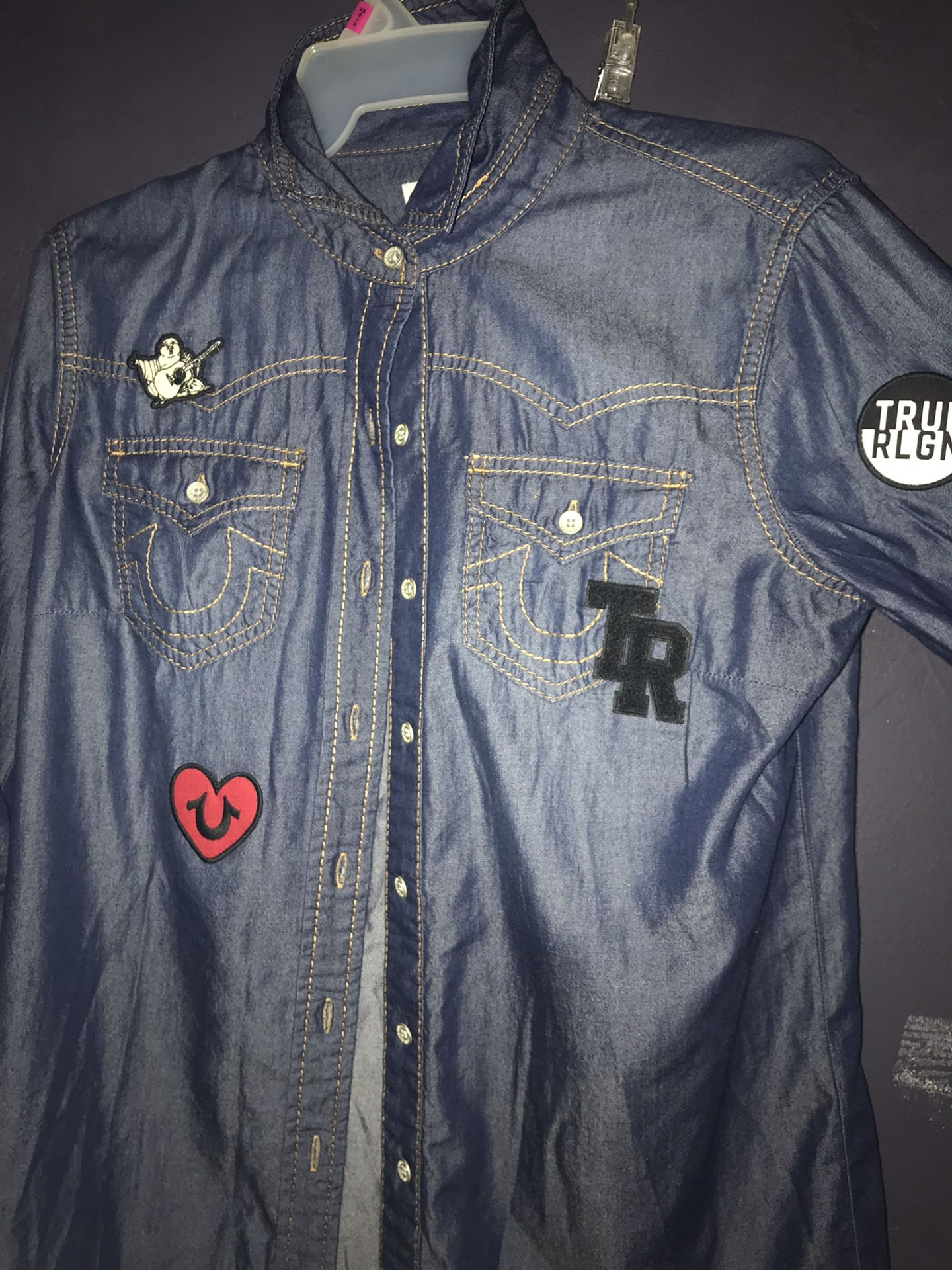 True Religion Outfit
