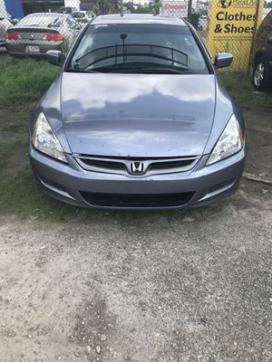 2007 Honda Accord coupe for Sale in Baltimore, MD