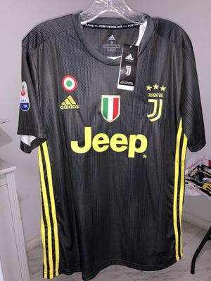 Juventus Ronaldo Away Jersey 2018 2019 for Sale in Houston 6aea3b370