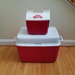 Two ice coolers for Sale in Leesburg, VA