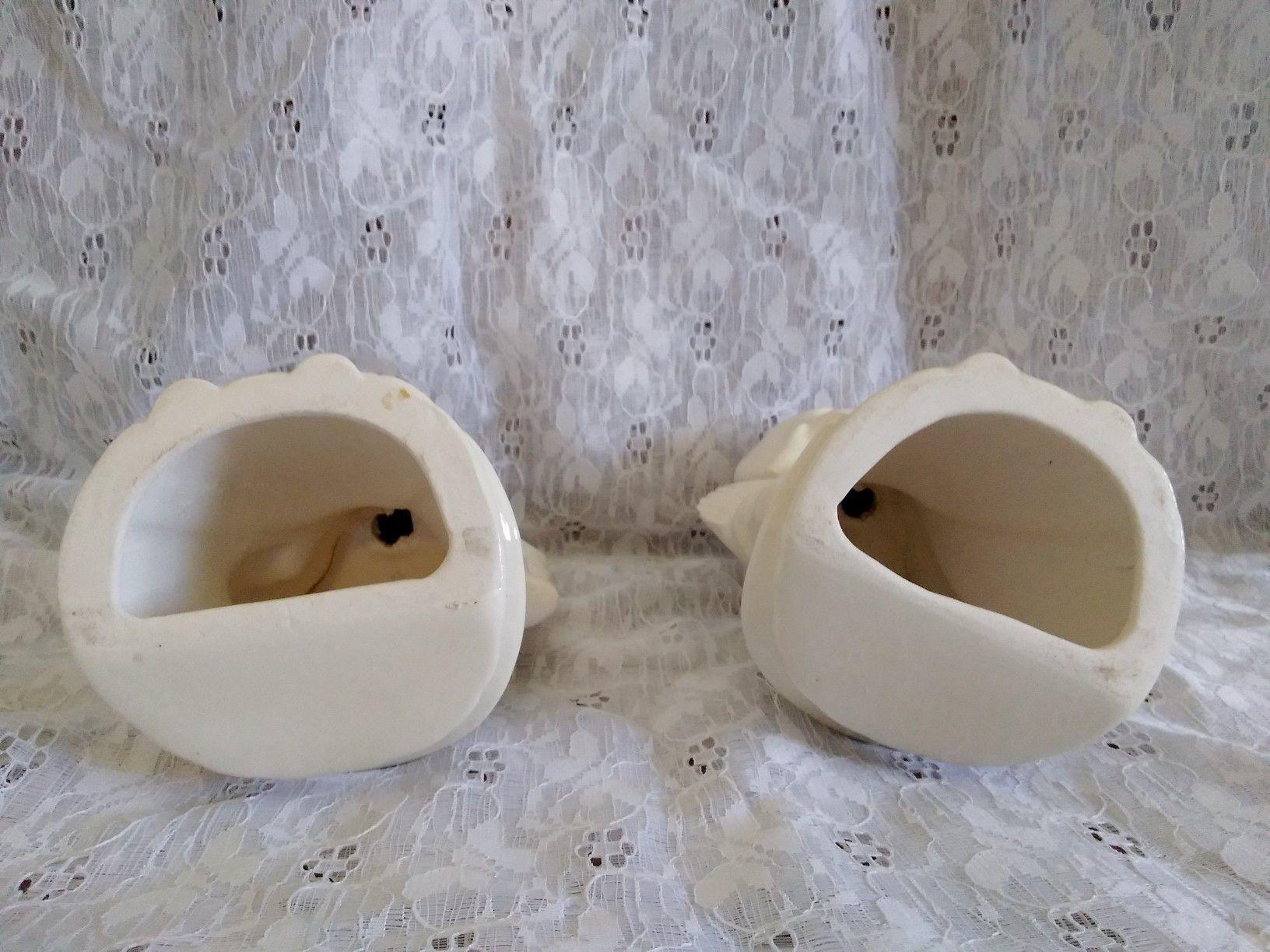 Kissing Ceramic Angels