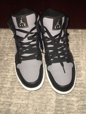 Photo Nike jordan 1 cool grey size 10.5