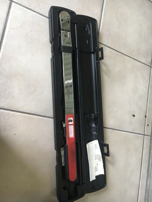 Snap on Torque wrench for Sale in Orlando, FL