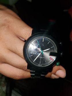 GUCCI G Chrono black Thumbnail