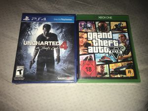 PS4 Game/Xbox One Game for Sale in Pittsburgh, PA
