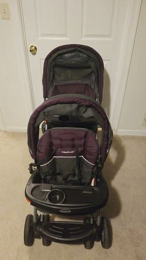 "Official Baby Trend ""Sit N Stand"" Double Stroller for Sale in Glen Burnie, MD"