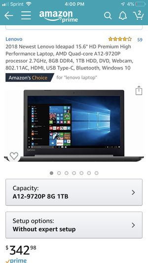 New and Used Lenovo laptop for Sale in Rogers, AR - OfferUp