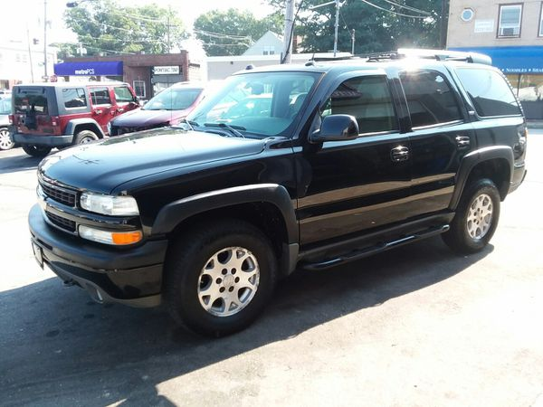 2005 Chevy Tahoe Z71 For Sale In Cranston Ri Offerup