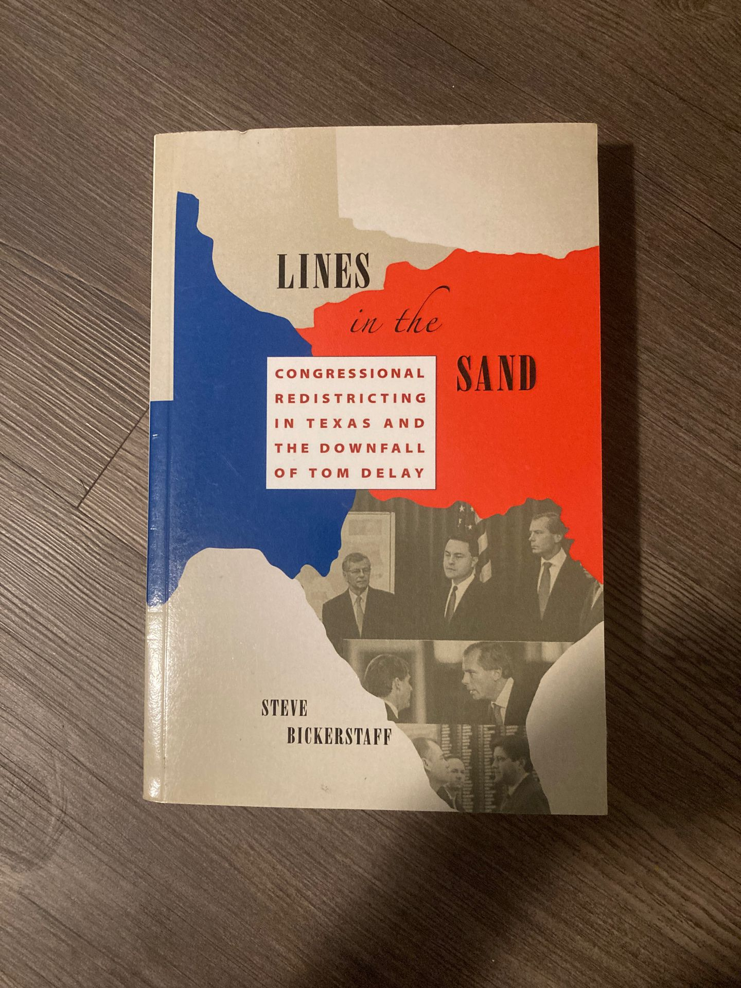 Lines in the Sand Book