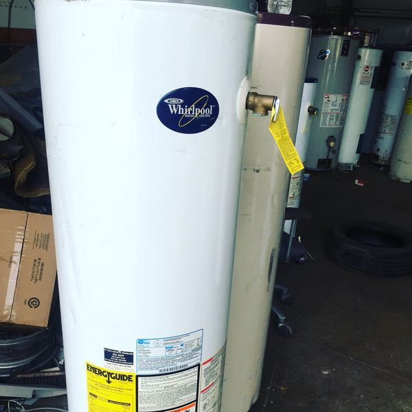 Hot water tanks for sale for Sale in Maple Heights, OH - OfferUp