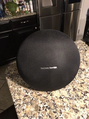 Harmon/Kardon Onyx Studio 4 Bluetooth Speaker for Sale in Orlando, FL
