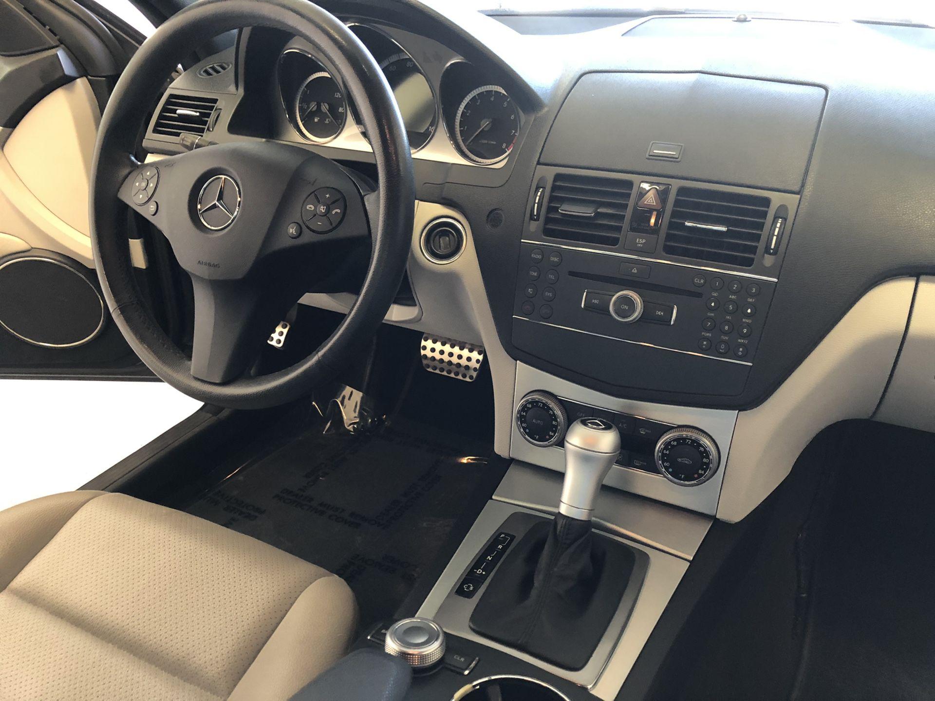 2009 Mercedes C300