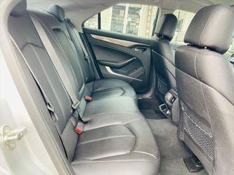 2010 Cadillac CTS Sedan Thumbnail