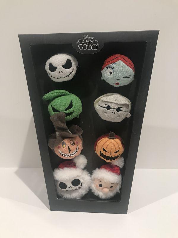Disney The Nightmare Before Christmas Mini Tsum Tsum ...