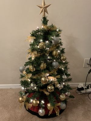 New and Used Christmas decorations for