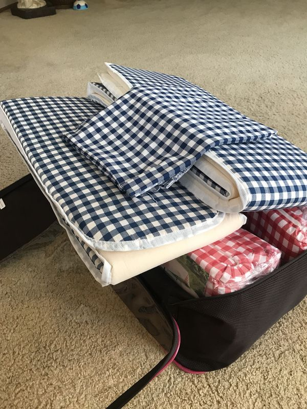 Picnic Table Cover Padded Bench Seats For Sale In Encinitas Ca