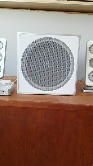 Logitech Speakers with Bass dial. for Sale in NO POTOMAC, MD