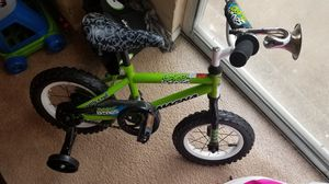3 Toddler's cute Bikes for boys and one for girl for Sale in Overland Park, KS