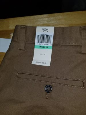 New man Dockers the clean khaki 34x34 for Sale in Alexandria, VA