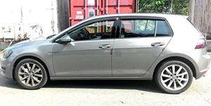 Volkswagen Golf 5pcs Window and sunroof Visor Deflector Rain Guard for Sale in Ashburn, VA