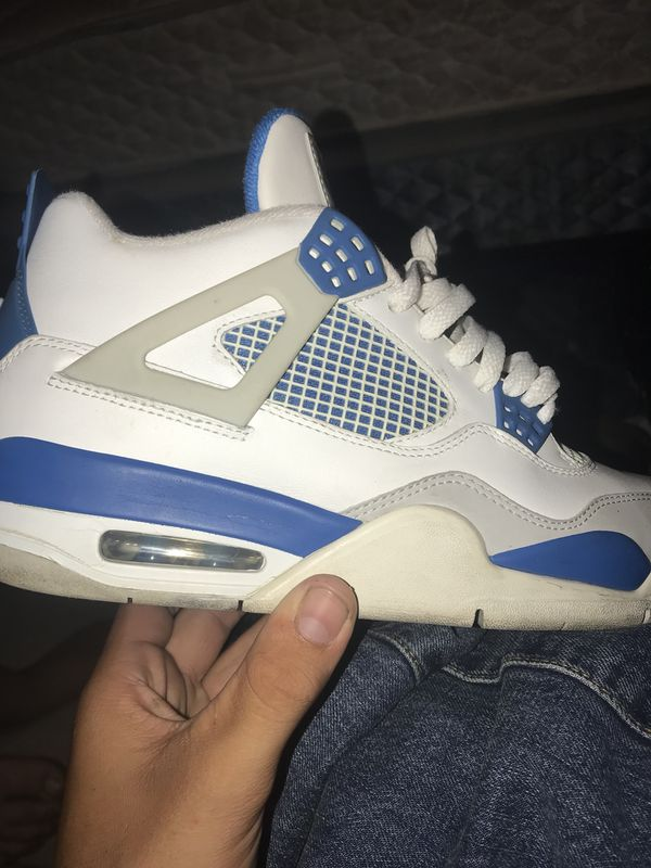 online retailer 622d2 63627 Military blue 4s for Sale in Lake Worth, FL - OfferUp